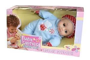 Besteam  5000220 Candy Doll - Muñeca de cuerpo blando (31 cm)