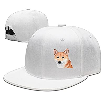 KIOJIANM Shiba Inu Dog Classic Comfortable Baseball Caps Fitted Hats