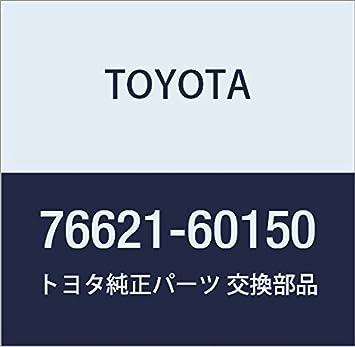 TOYOTA 76621-04101 Fender Mudguard