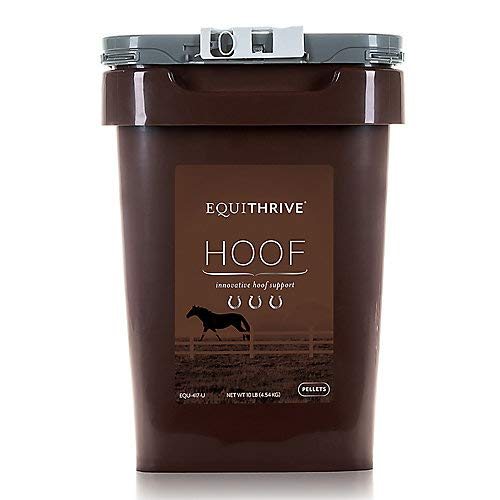 Equithrive Hoof Pellets 10 lb by Equithrive