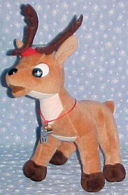 (Rudolph the Red-Nosed Reindeer & The Island of Misfit Toys - Comet the Coach Reindeer 14