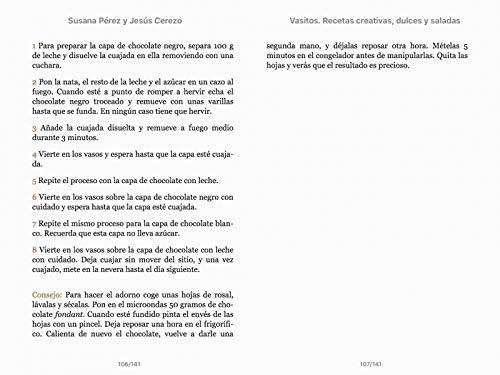 Vasitos Webos Fritos : Recetas creativas, dulces y saladas: Amazon ...