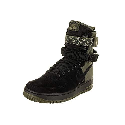 Nike Men's SF AF1 Casual Shoe 11 Black