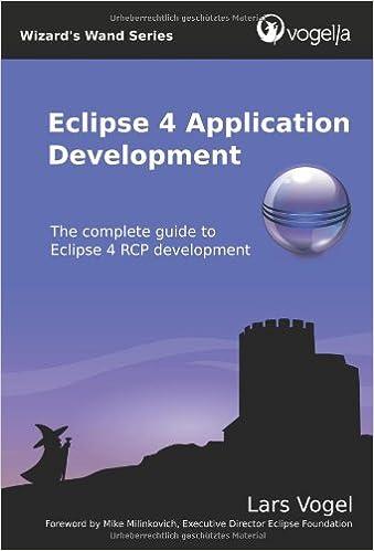 Eclipse 4 Rcp Pdf