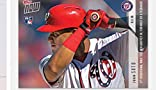 2018 Topps Now Baseball #680 Juan Soto RC Rookie Washington Nationals 8th Intentional Walk Ties Ken Griffey Jr Limited Print Run Trading Card SOLD OUT at Topps