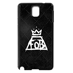 Samsung Galaxy Note 3 Cell Phone Case Black Fall out boy 005 Exquisite designs Phone Case KM455679
