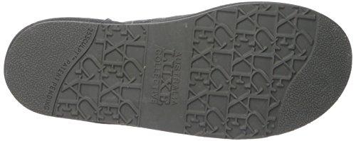 Luxe Metallisk Kvinners Oss 10 Vintage M X Kollektive 41 Koselige kort Eu Gunmetal Boot Australia dqZB0Ewd