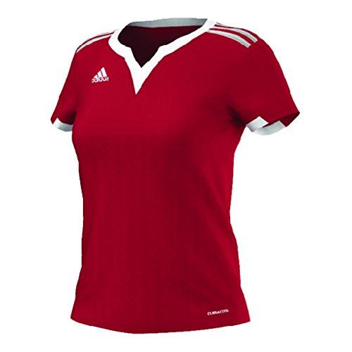 (Adidas Tiro 15 Jersey Womens Red Small)