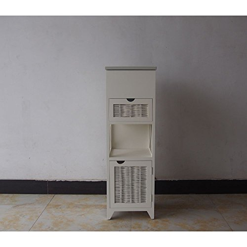 The Urban Port C203-123105 Antique Stylish Yet Compact Wood Cabinet by Urban Port by The Urban Port