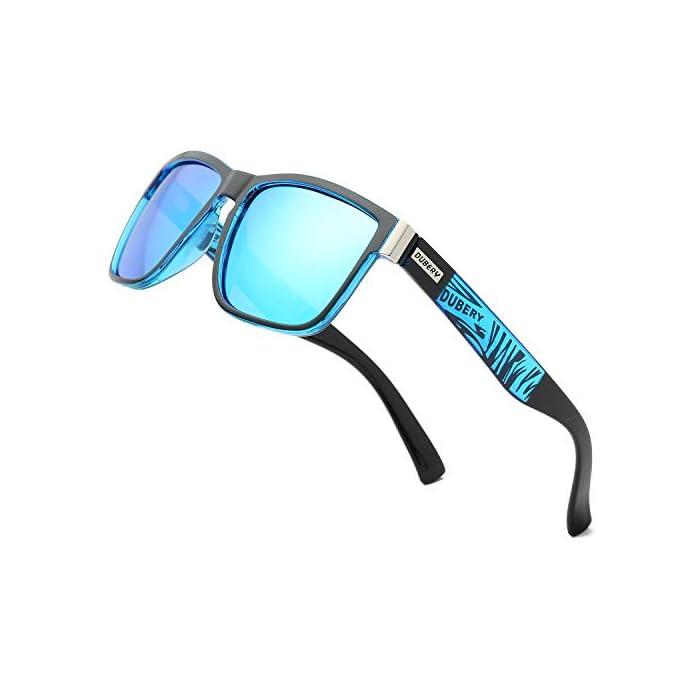 3445dbc3ab ... WOMEN DUBERY Vintage Polarized Sunglasses for Women and Men.   