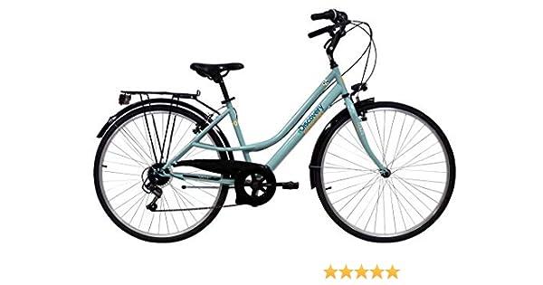 VTC Bicicleta de montaña para Mujer Discovery Adventures de 28 ...