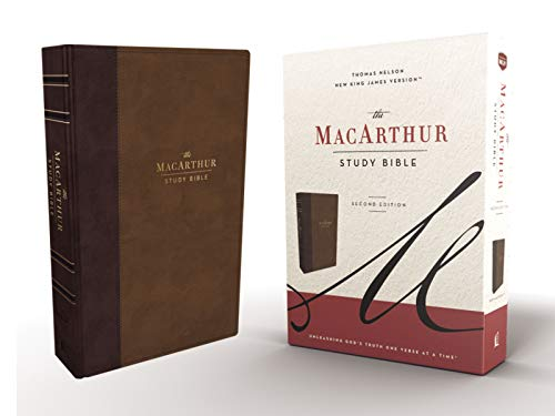Top 10 best macarthur study bible nkjv leather for 2020