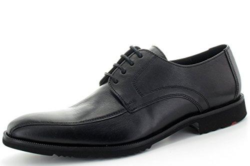 homme Chaussures Lloyd à Noir et lacets Noir coupe classique fYCSzxw