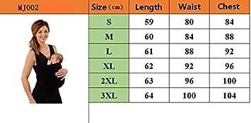 Hcxbb-19 Umstandsblusen K/änguru-Tasche Shirt Frauen Babytrage K/änguru T-Shirt Mom Taschen Tops Babypflege Stillen Krankenpflege Bluse Farbe : Black, Size : S