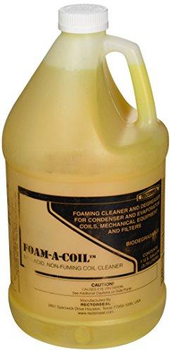 Rectorseal 82632 1-Gallon Foam-A-Coil Coil Cleaner