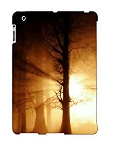 Hot VuyjxcP4164pQQen Case Cover Protector For Ipad 2/3/4- Forest