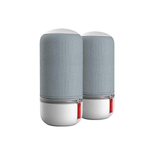 chollos oferta descuentos barato Libratone ZIPP MINI 2 equipo multiroom 2 uds altavoz inalámbrico inteligente portátil integración Alexa Ai