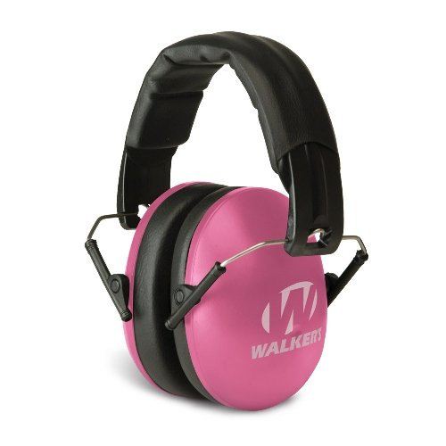 Walker's Youth & Women Earmuffs - Pink by Walker's Game Ear
