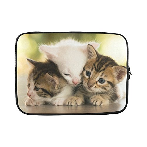 slsend-custom-cute-kitties-cats-water-resistant-computer-bag-laptop-sleeve-notebook-case-cover-15-15