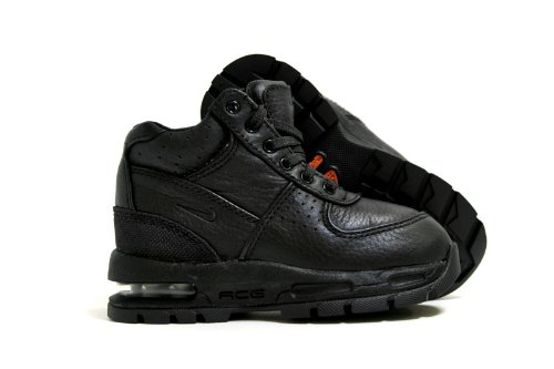 31ca316b44 Nike Air Max Goadome Boot Infant's Shoes Size US 2, Regular Width, Color  Black