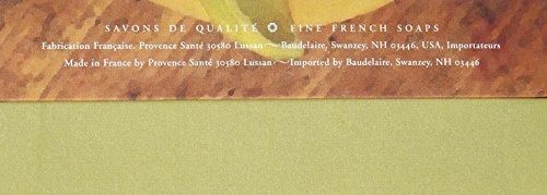 Provence Sante PS Big Bar Gift Box- Bergamot, 12oz Gift Box