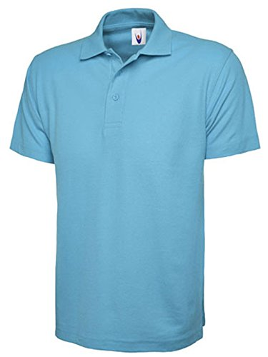 clothing Piquée Polo Ciel Maille 56 Taille Uni Multicolore À Bleu 247 38 pnHxdwH