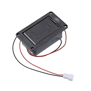 GETMusic Active B Guitar Pickup 9V Battery Boxs/Holder/Case/Compartment on