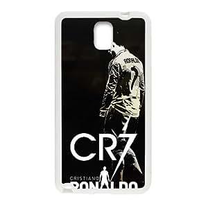 CR7 football player cristiano ronaldo Cell Phone Case for Samsung Galaxy Note3