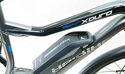 HaiBike Xduro Trekking RX 700c 52cm 350W Electric Hybrid E-Bike Shimano 10s NEW
