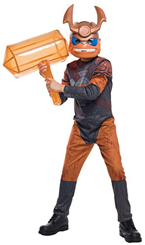 Rubie's Costume Skylanders Trap Team Wallop Child Costume, Medium (Skylander Costumes For Boys)