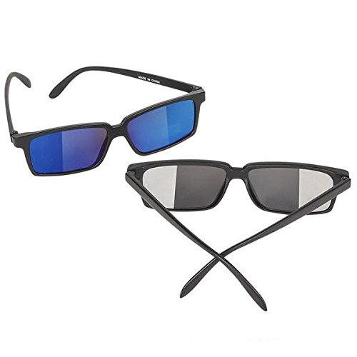 Rearview Spy Glasses Mirror Vision - Look Behind Costume Glasses for - Sunglasses Look Spy Behind
