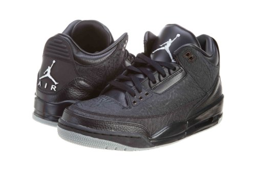 AIR JORDAN 3 RETRO 'BLACK FLIP' - 315767-001
