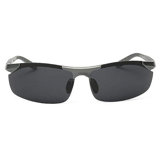 Nuevas Gafas de Sol de imitación de Aluminio polarizadas al ...
