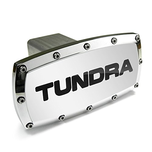 Toyota Tundra Logo Tow Hitch Cover (Trailer Hitch Cover Toyota)