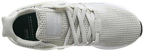 Adidas Originaler Menns Eqt Støtte Adv Menns Hvite Joggesko Grå