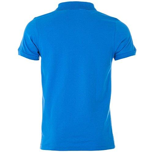 adidas Originals Polohemd Trefoil Piqué Herren Blau