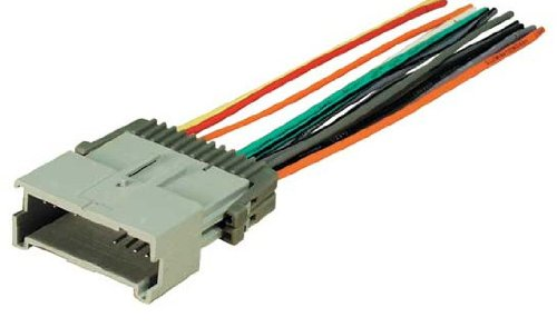 Following Chevrolet Van (Absolute AWH250 (GWH416 / 70-2003) Wiring Harness for Select 2000-2008 Chevrolet, Pontiac and Toyota Vehicles)