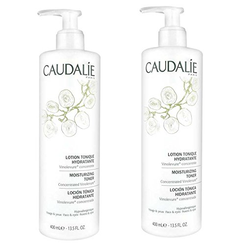 Caudalie Moisturizing Toner 400ml Pack of 2pcs by Caudalie