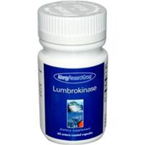 Lumbrokinase - 60 Capsules - Allergy Research Group ()