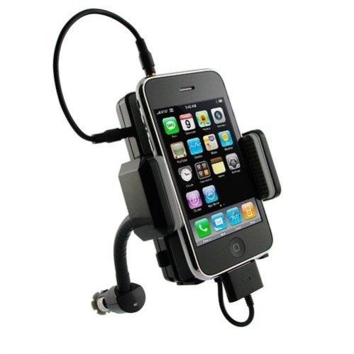 selna-multi-channel-car-audio-fm-transmitter-charger-rotating-mount-holder-cradle-usb-port-for-iphon