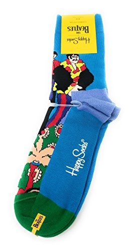 Happy Socks The Beatles Limited Edition Pepperland Socks (One Pair)