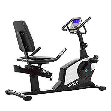 XTERRA SB250 Recumbent Bike, Black