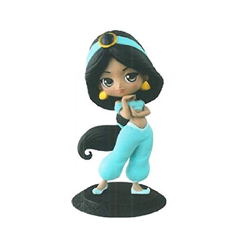 Q posket Disney Characters Jasmine Figure Normal Color version