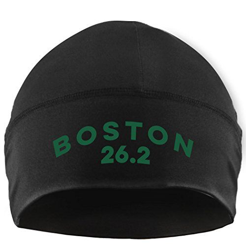 Gone For a Run Run Technology Beanie Performance Hat - Boston
