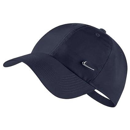 daef333dcdd1d Nike U NK H86 Cap Metal Swoosh Hat