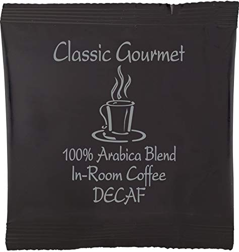 - Classic Gourmet DeCafe 4 Cup Coffee Filterpack for Hotels and Motels- Case of 200