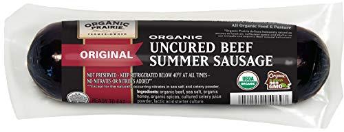 Summer Sausages