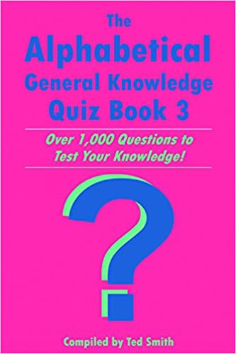 General Knowledge Quiz Questions Pdf