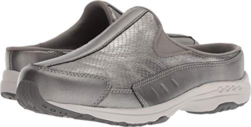 - Easy Spirit Women's Traveltime 335 Gunmetal/Gunmetal 8.5 D US