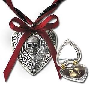 Alchemy Gothic El Corazón Relicario Medallón